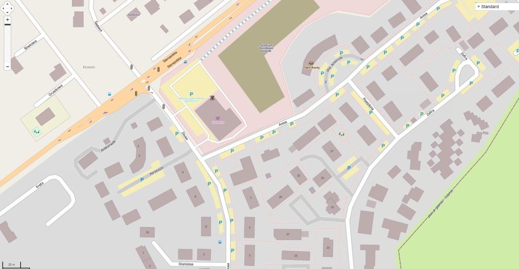 Stwórzmy dokładną mapę Straszyna!