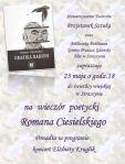 Zaproszenie - Ciesielski