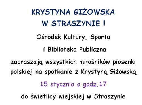 Krystyna Gizowska